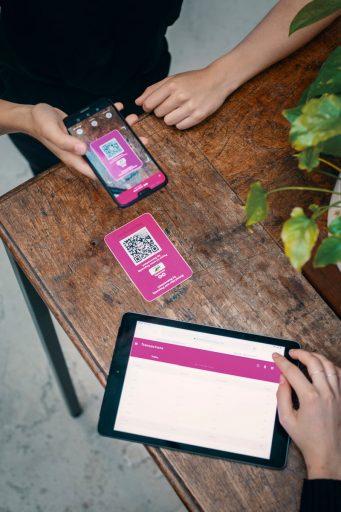 Nog nooit zoveel betalingen met smartphones