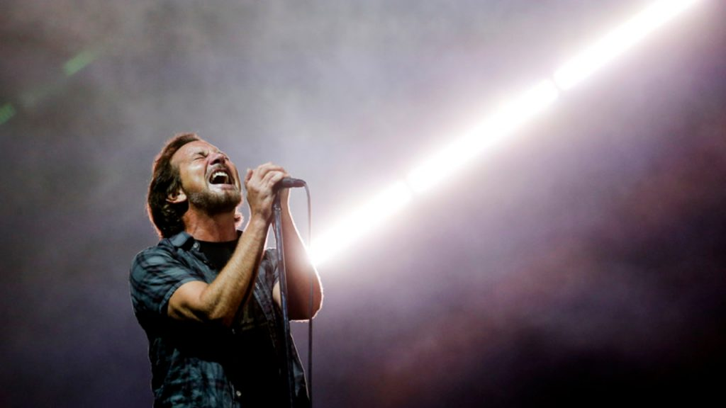Pearl Jam 30 MTV Unplugged Streaming
