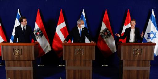 Le Danemark et l'Autriche lient leur destin à Israël pour les prochaines pandémies