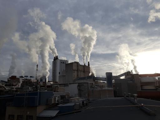 Une nouvelle étude est unanime: la pollution de l'air favorise la propagation du covid-19