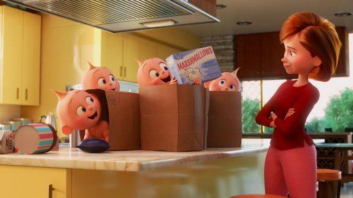 Pixar Popcorn The Incredibles