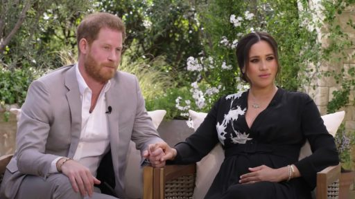 Prins Harry Meghan Markle Oprah
