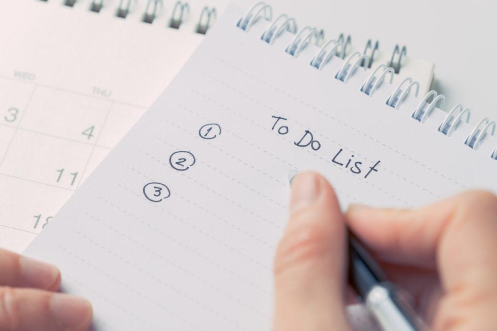 Een goed prioriteitenlijstje maken: zo pak je het aan