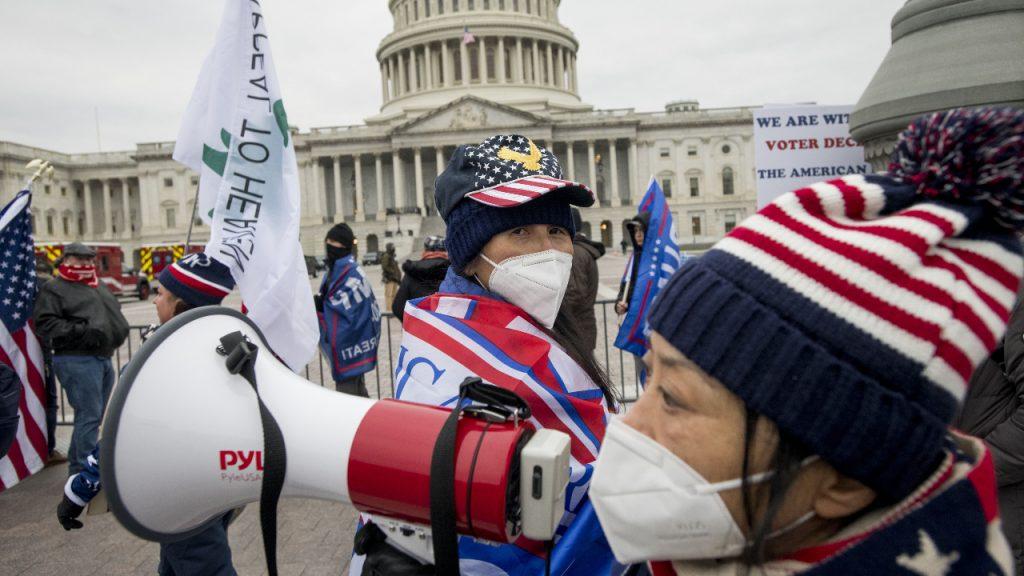 Protesten Washington