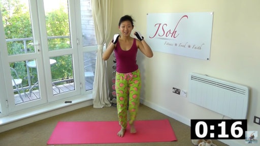 Deze 7 minute-workout kan je 's ochtends gewoon in je pyjama doen