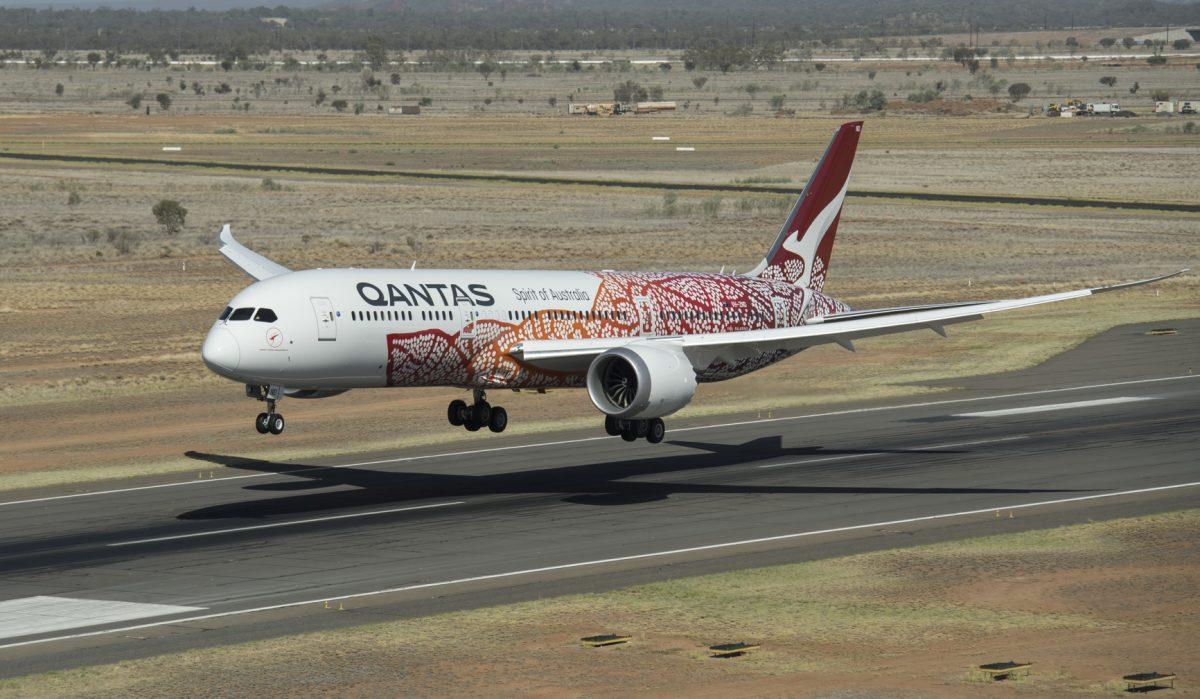 Australische Qantas schrapt alle internationale vluchten tot maart 2021
