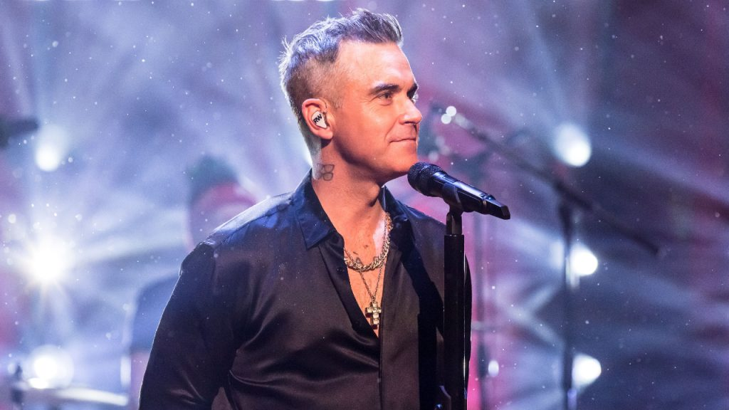 Robbie Williams Biopic