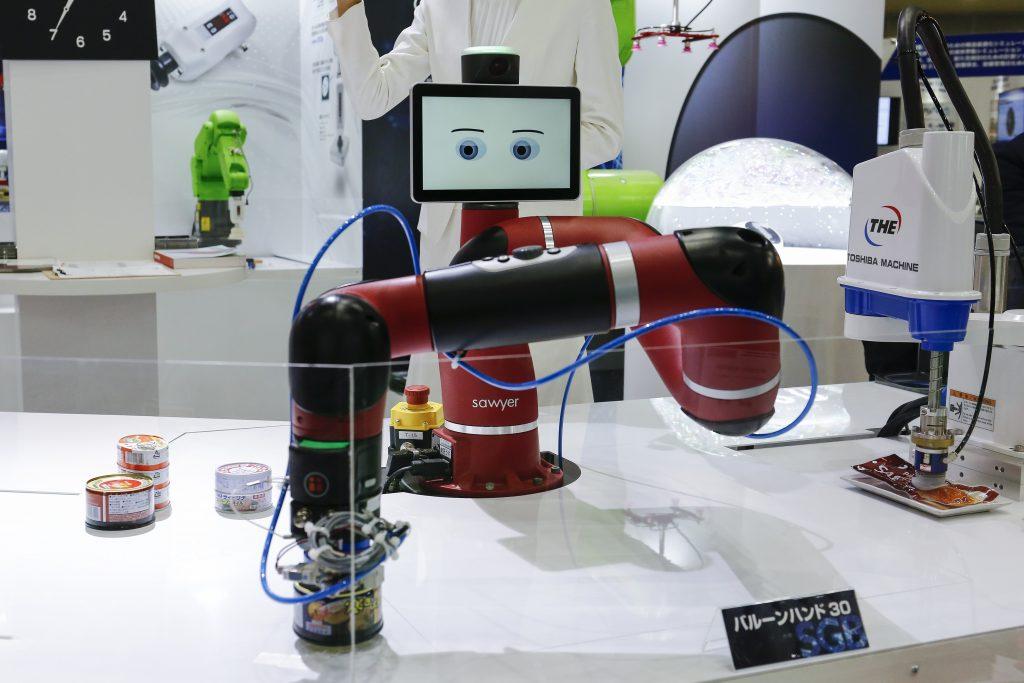 Robots profiteren van rust