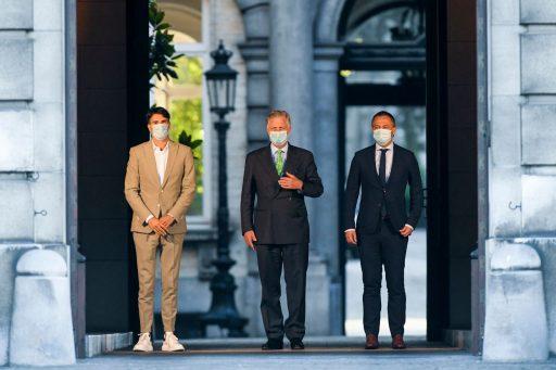 Toch nog verlengingen voor duo Lachaert-Rousseau: koning weigert ontslag