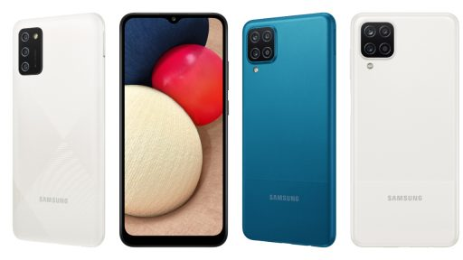 Samsung Galaxy A02s A12