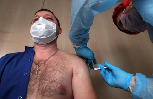 Ook interesse in een 'inentingsexcursie'? Duitsers laten zich vaccineren met Spoetnik V – in Moskou