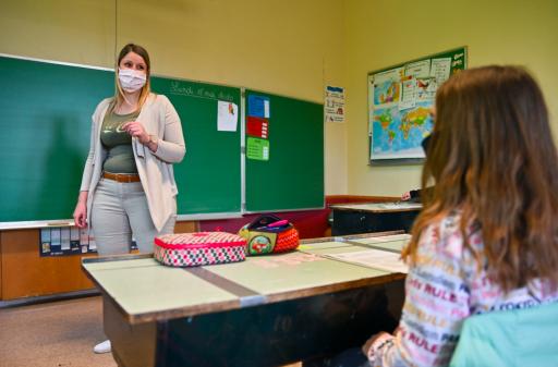 Alle scholen gaan in code oranje, maar leerlingen blijven voltijds naar school gaan