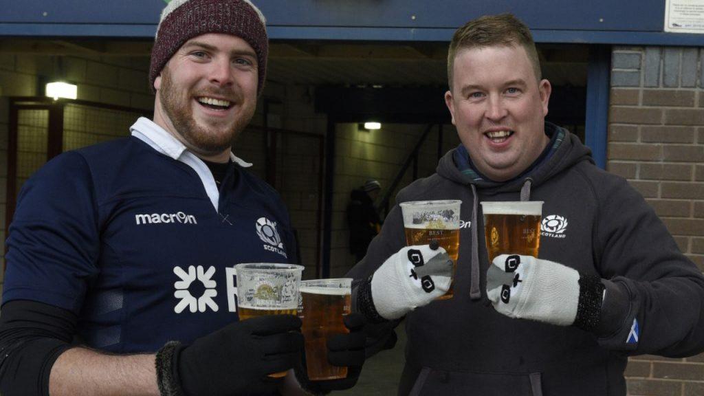 Schotten Engelsen Dronken