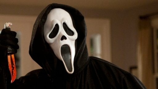 Scream 5 Ghostface