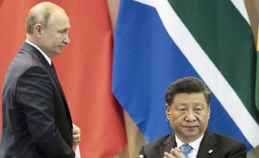 Rusland en China dumpen de dollar