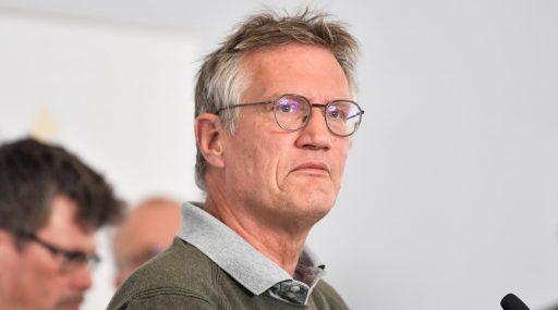 L'épidémiologiste en chef suédois: 'Il est dangereux de croire que les masques buccaux font une grande différence'