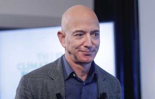Bezos verzilvert 3,1 miljard dollar aan Amazon-aandelen