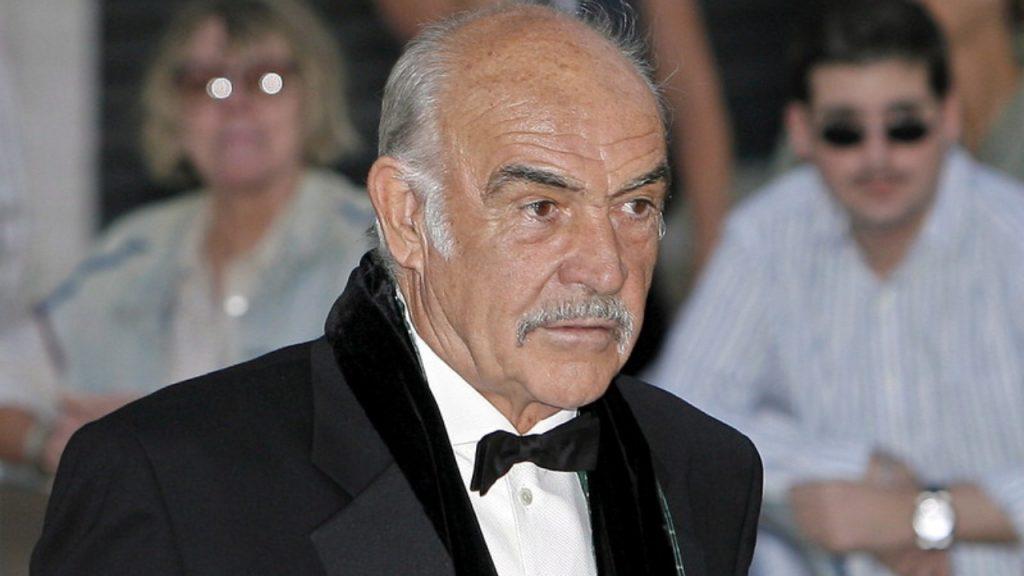 Sean Connery overleden