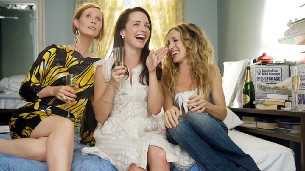 Sex and the City SATC Reboot