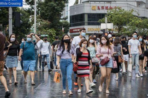 Expats keren Singapore de rug toe