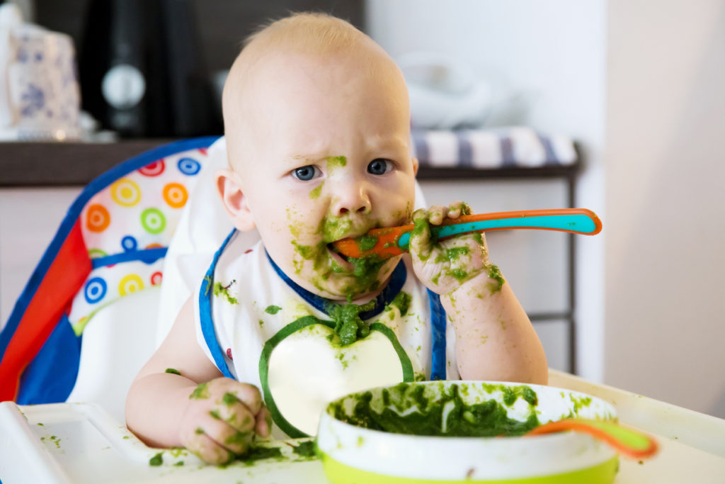 Hoe leer je je kindje nieuwe smaken aan?