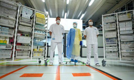 Les hôpitaux belges s'apprêtent à passer en phase 2A
