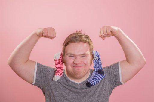 Draag donderdag twee verschillende sokken voor Wereld Downsyndroomdag
