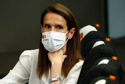 Sophie Wilmès (MR) en soins intensifs après sa contamination au Covid-19: 'Son état est rassurant'