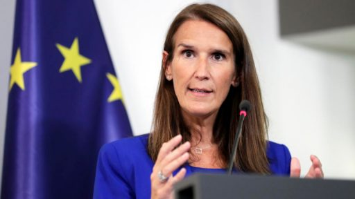 Vicepremier Sophie Wilmès op intensieve zorg na coronabesmetting