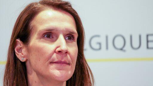 Vicepremier Sophie Wilmès mag ziekenhuis verlaten