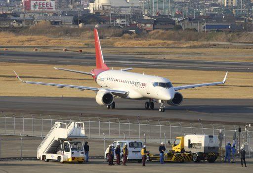 Mitsubishi SpaceJet: Bouw Japans passagiersvliegtuig is opgeschort