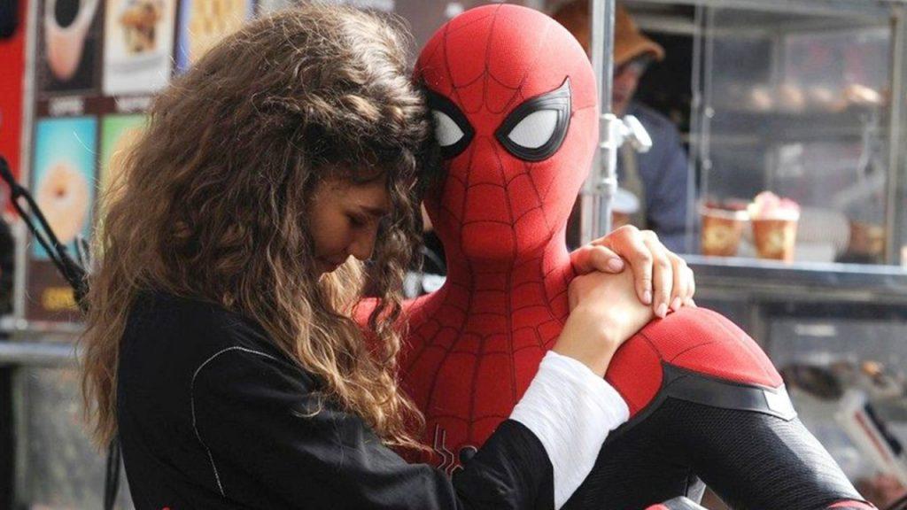 Spider-Man 3 Setfoto's