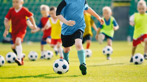 Sport Jeugdbeweging Kinderen