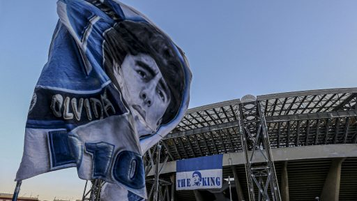 Stadion Napoli heet nu officieel Stadio Diego Armando Maradona