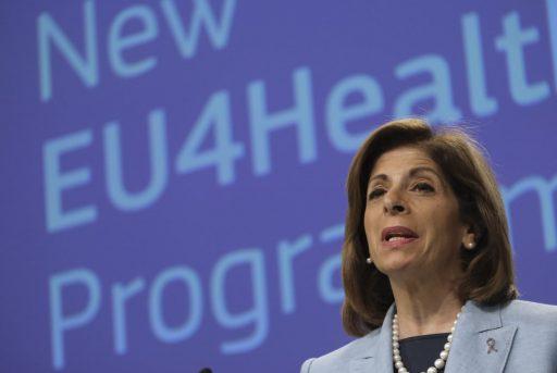 EU onderhandelt over remdesivir met Gilead