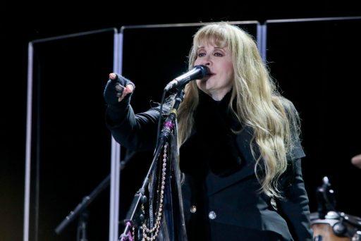 Fleetwood Mac-zangeres Stevie Nicks verkoopt songrechten en wordt 80 miljoen dollar rijker