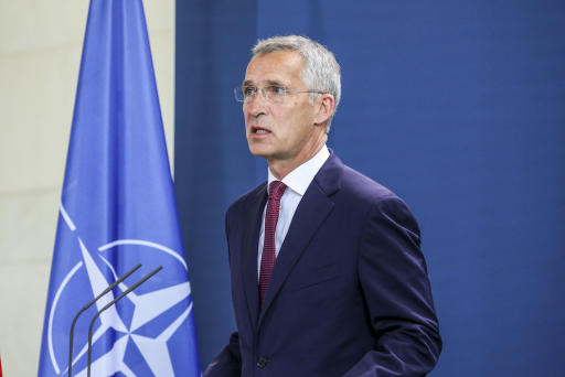 Secretaris-generaal: 'Ook Navo heeft taak in strijd tegen klimaatverandering'