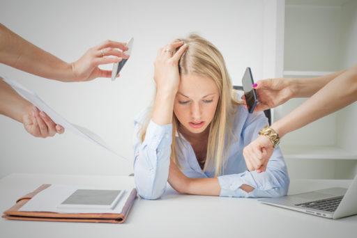 Dit zijn de vreemdste effecten van stress op je lichaam