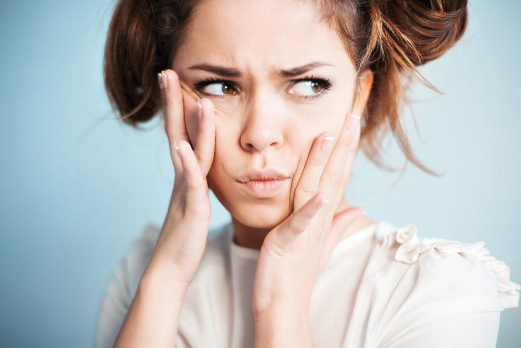 Waarom je van stress rimpels krijgt en wat je er kan aan doen