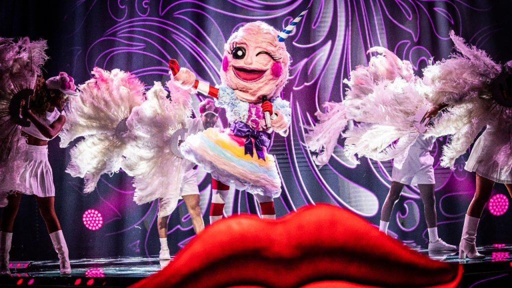 Suikerspin The Masked Singer