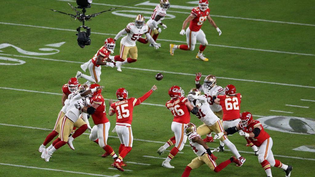 Super Bowl NFL 2020 Mahones