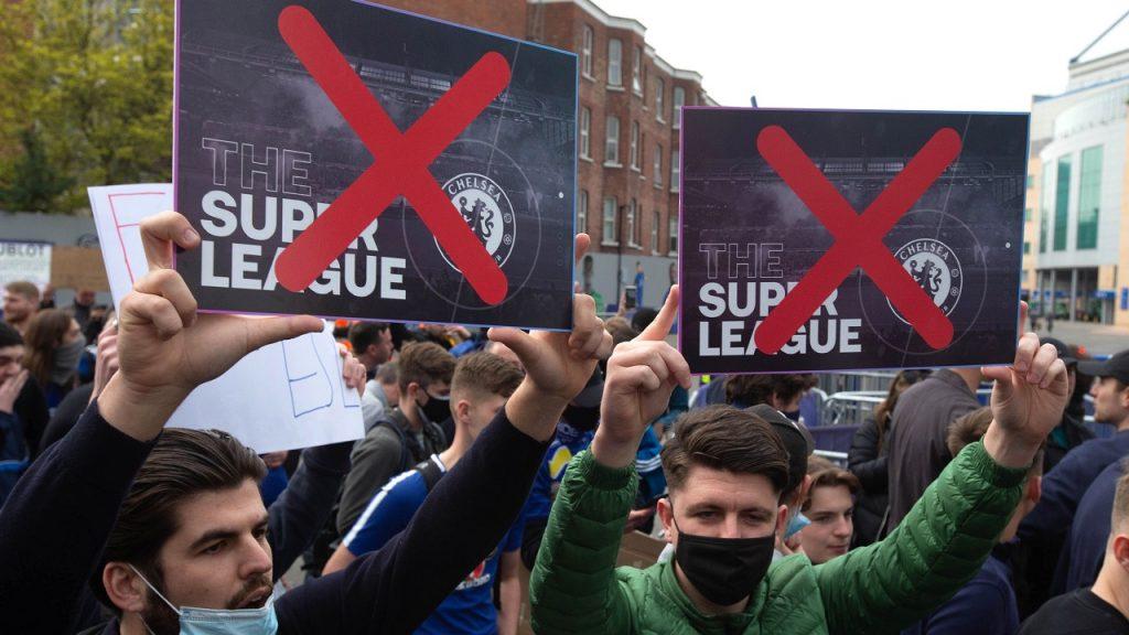 Super League Chelsea
