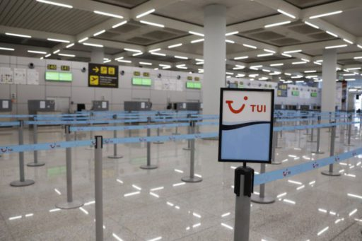TUI annuleert reizen naar Lissabon