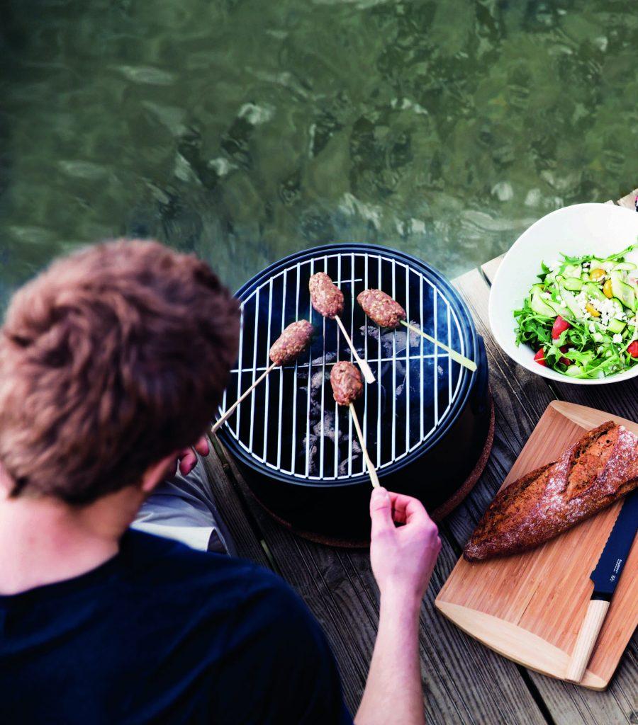 REVIEW De Leo-tafelbarbecue van BergHOFF