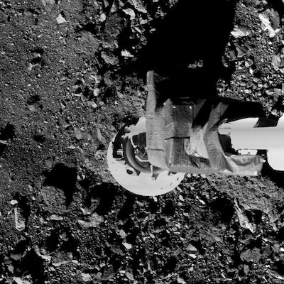 Ruimtetuig van NASA waagt zich aan een kusje met 'gevaarlijke asteroïde' Bennu