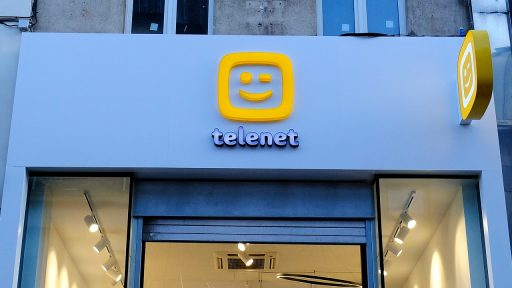 Telenet shop
