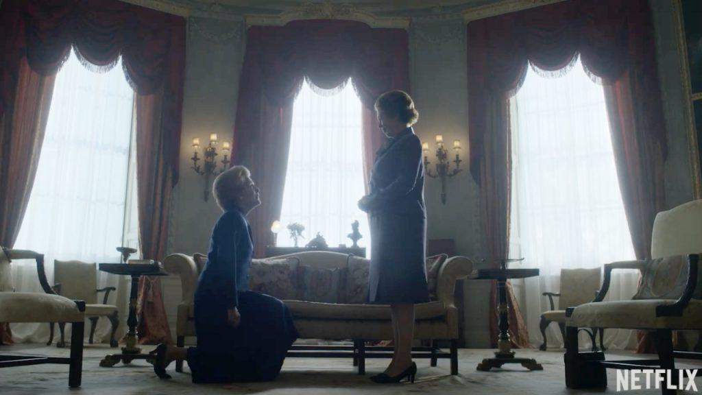 The Crown seizoen 4