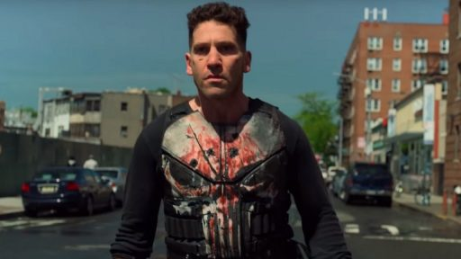 The Punisher Jon Bernthal Marvel