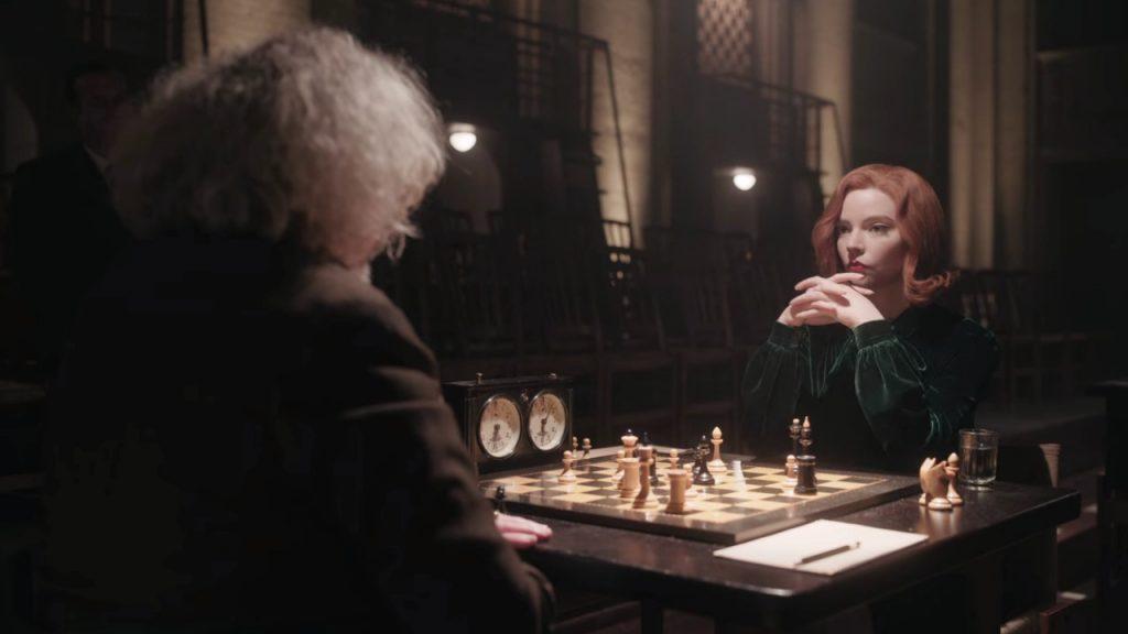 'The Queen's Gambit' zorgt voor enorme stijging in verkoop schaakborden
