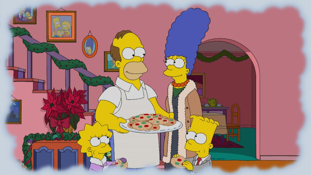 The Simpsons 700 Manger Things
